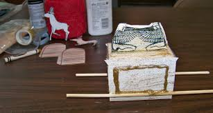 ark of the covenant ark bible crafts and jesus tree