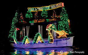 huntington harbor cruise of lights montebello mom local christmas light displays boat parades