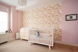accent walls using wallpaper