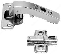 kitchen corner cabinet hinges bunnings hinge for blind corner cabinets fixing type on and plate