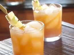 spiked apple cider cocktails recipe aaron mccargo jr food network