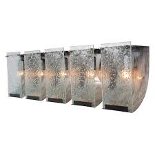 5 Light Bathroom Vanity Light 160b05 5 Lt Bath Vanity Fixture Rainy Varaluz