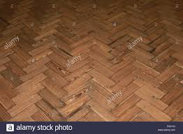 Perspective Laminate Flooring Perspective Shot Of Very Old Wooden Parquet Floor Shown In Stock