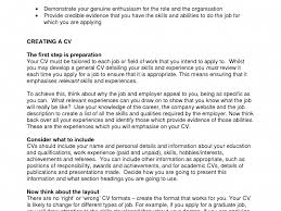 Hobbies Examples For Resume by Writing Cv Hobbies And Interests