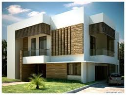 brown and white exteriour painted kerala homes google search