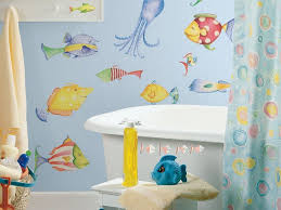 bathroom art for kids kids bathroom decor ideas popsugar moms