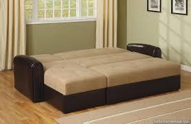 awesome microfiber sectional sleeper sofa awesome living room