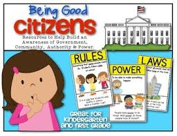 citizenship printable activity book rights and responsibilities