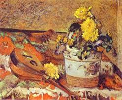 cubism flower painting cubism syarifuddin jamaludin