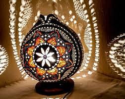 merry christmas big sales gourd lamp art deco ottoman