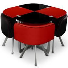 table de cuisine avec chaise encastrable cuisine avec table manger de collection et table pliante avec
