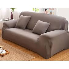housse extensible canapé d angle housse de canapé fauteuil 3 places personnes clic clac d angle