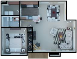 One Bedroom Apartment Floor Plans One Bedroom Apartments In Rochester Ny Mattress