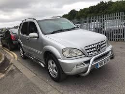 2004 mercedes station wagon 2004 mercedes ml 270 2 7 cdi diesel automatic stationwagon