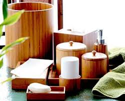 Bamboo Bathroom Accessories by Bamboo Bath Sets Treehugger