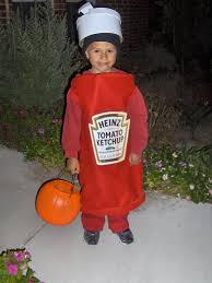 Bottle Halloween Costume Homemade Halloween Costume Heinz Ketchup Bottle Favorite