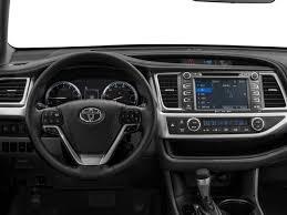 Toyota Highlander Interior Dimensions 2018 Toyota Highlander Limited Platinum Toyota Dealer Serving