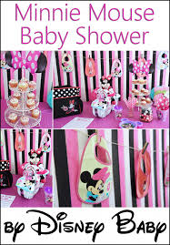 minnie mouse baby shower favors minnie mouse baby shower by disney baby minnie mouse baby shower