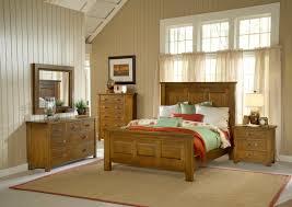 hillsdale outback panel bedroom set distressed chestnut 4321p