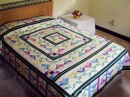 patchwork quilt outstanding skillfully made amish quilts