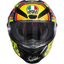 agv motocross helmets agv veloce s rossi soleluna helmet motocard