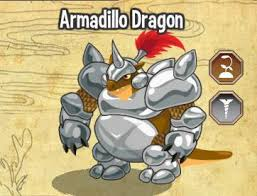 Armadillo Dragon
