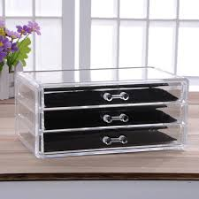 online get cheap organize drawers aliexpress alibaba group acrylic make organizer drawers storage box clear plastic cosmetic organizers china