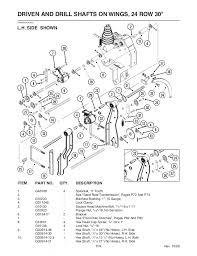 Kinze Planter Parts by Kinze 3800 Parts Catalog