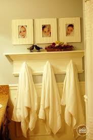 Towel Rack Ideas For Bathroom Diy Towel Rack With A Shelf Bathroom Hooks Hook Rack And