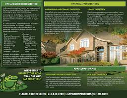 lily pad home inspections pllc internachi marketing