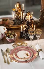 15 impressive christmas table decorations ideas residence style
