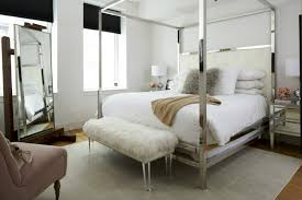 Mirrored Furniture For Bedroom by See Your Face In Every Surface With Mirrored Furniture