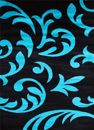Black Area Rugs Black And Blue Area Rug Rugs Ideas Regarding Teal And Black Area