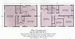 4 Bedroom Single Story Floor Plans 52 Two Story Floor Plans Ashley 4 Car 4 Bed 2323 2 Story