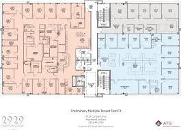 floor plans provide maximum flexibility for office planning
