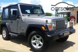2001 jeep wrangler owners manual used jeep wrangler tj cars for sale in australia carsales