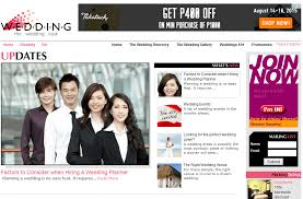 Wedding Planning Websites Top 10 Singapore Wedding Websites You Must Know