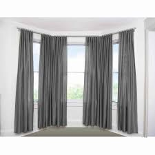 Curtains Corner Windows Ideas Beautiful Curtain Rods For Corner Windows 2018 Curtain Ideas
