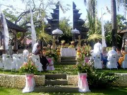 Traditional Marriage Decorations Traditional Wedding Decorations Designs In Bali