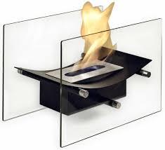 moda flame table top moda flame cavo table top ventless bio ethanol fireplace in black