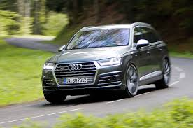 suv audi 2016 audi sq7 review autocar