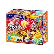 kit cuisine japonaise kit friandises kracie diy popin cookin omatsuri pichipichi japon