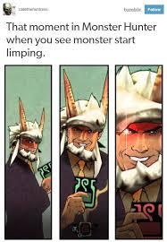 Hunter Meme - 20 monster hunter memes to raise your party s spirits dorkly post