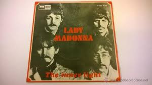 The Inner Light Beatles The Beatles Lady Madonna The Inner Light Single Comprar Discos