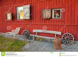Swedish Farmhouse Plans by Typical Red Swedish Farmhouse Stock Photo Image 44915019