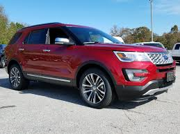 2017 ford explorer platinum 4x4 suv for sale in ga 72042