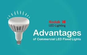 commercial led flood lights advantages of commercial led flood lights kodak led lighting