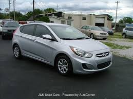hyundai accent green 2013 hyundai accent gs 4dr hatchback in bowling green ky j k