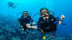 padi scuba diving courses six senses laamu maldives