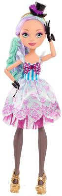 after high madeline hatter doll pink and blue toys r us